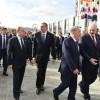 AZERBAYCAN CUMHURBAŞKANI KAZAKİSTAN'DA
