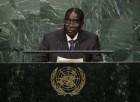 Mugabe BM'yi eşcinsellik dayatmasıyla suçladı