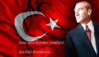 ATATÜRK ÖLMEDİ!..