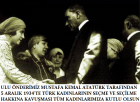 KAHRAMAN TÜRK KADINI