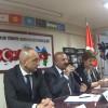 Azerbaycan ve Türkiye'ye Karşı İşlenen Soykırımlar 100.Yılı'nda İSTAD Merkezi'nde Anıldı.