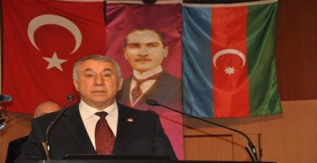 """SERDAR ÜNSAL,""""KARABAĞDAKİ SÖZDE SEÇİM KABUL EDİLEMEZ"""""""