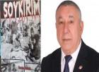 """SERDAR ÜNSAL'IN """"SOYKIRIM"""" KİTABI ÇIKTI"""