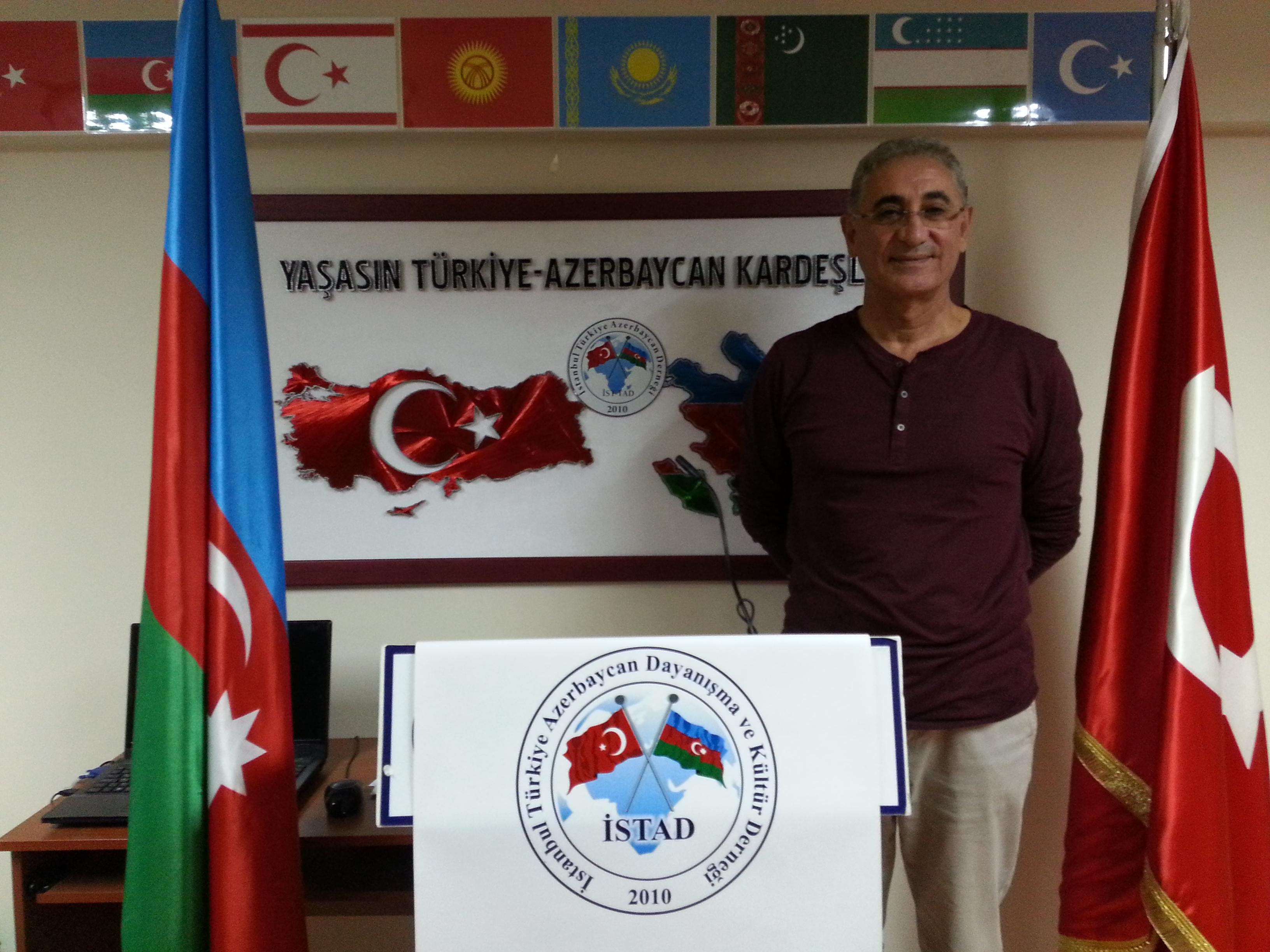 """""""AZERİ"""" SÖZÜ AZERBAYCAN TÜRKLERİNE HAKARETTİR"""