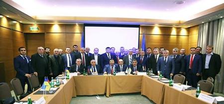 Birləşmiş Ukrayna Azərbaycanlıları Konqresinin Toplantısı Keçirilib